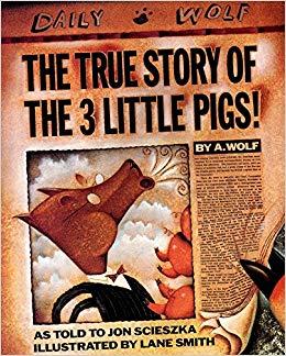 true story 3 pigs
